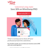 This Valentines your business will look better!