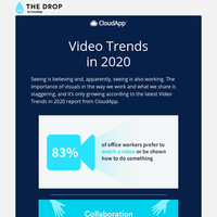 Surprising Video Trends for 2020 | Improve Your Video Conference Calls