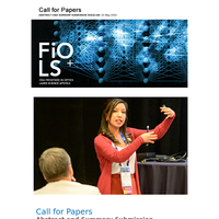 Call for Papers: Influential. Supportive. The Value of the FiO + LS Audience.