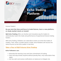 Innovate How You Trade Futures with Echo Trading