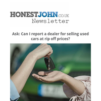 ASK highlights from February: Extortionate used car prices, radio codes, dodgy car dealers, small car bargains and EV running costs