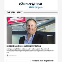 Radio boss under investigation | Thousands defy coronavirus travel bans | Crash victim mourned