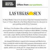 Q&A on Sports Betting with the Las Vegas Sun and Boyd Gaming
