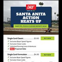 🏇 Action-Packed Santa Anita: Highlighted by Saturday's Big 'Cap Day 🏇🏇