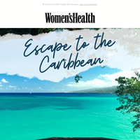 Escape the Winter and Win a Trip to the Caribbean!☀️ Plus Lots of Goodies!
