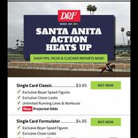 Play Today's Big 'Cap at Santa Anita with DRF