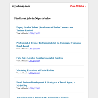 Evidence Action, Ruff 'n' Tumble, DEDA Hospital, Africa Prudential, Access Solutions Recruiting