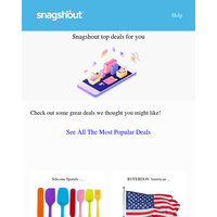 Hey {NAME}! Here's Some Deals For You: Silicone Spatula - 7 Spatulas Silicon..., ROTERDON American USA Patriotic Flag ..., Hippy Tapestry Bohemian Mandala Tapes..., and many more!
