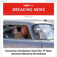 Coronavirus Cancellations: Disney Halts Production on 'The Falcon and the Winter Soldier,' Avid Connect 2020 Is Canceled