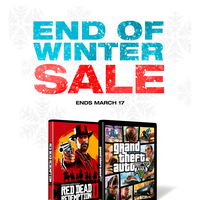 The Rockstar Games End of Winter Sale