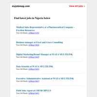 Nigerian Navy, 7up Bottling Company, Flour Mills, PACT, Genesis Group, Drury Industries, Ibis Hotel Recruiting