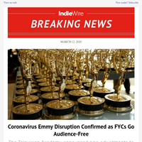 Coronavirus Emmy Disruption Confirmed as FYCs Go Audience-Free