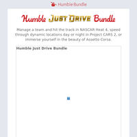 🏎Buckle up! The Just Drive Bundle is speeding your way!🏁