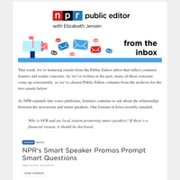 Mailbag: Smart Speakers and Context