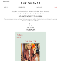 Meet Editor-in-Chief Laura Weir's #1 icon | Sale + 20% off