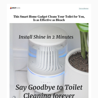 This Genius Watch Tracks Your Heart Rate, Sleep, Activity & More! | This Smart Home Gadget Cleans Your Toilet for You, Is as Effective as Bleach
