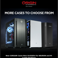 Even More CORSAIR Cases Are Now Available!