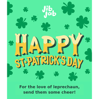 Wish them a Happy St. Patrick's Day!