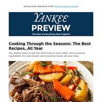Yankee Pot Roast [simple is best!]