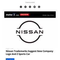 Nissan Previews New Logo, Porsche Taycan Cross Turismo Debuts This Year, Ford Ranger Upgraded By APG