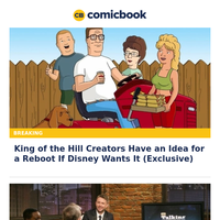 EXCLUSIVE: 'KING OF THE HILL' Creators Have an Idea for a Reboot If Disney Wants It