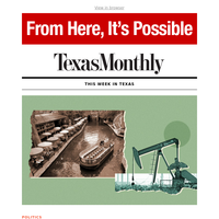 This Week in Texas: How Will the Oil Bust and the Coronavirus Affect the Texas Budget?
