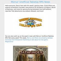 News Digest for the Week of March 20
