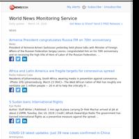 World News (Tue 24 Mar 2020)