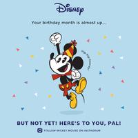 Your birthday gift expires soon!