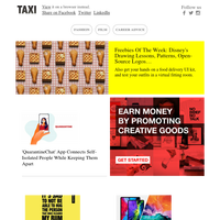 Wallpapers Newsletters Email Campaigns Marketing Emails Email Design Email Templates And Edms Similarmail