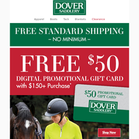 Shop Limited Time Offers and Get a $50 Gift Card
