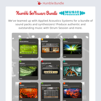 🎵 Produce outstanding music with a bundle of sound packs & synthesizers! 🎶