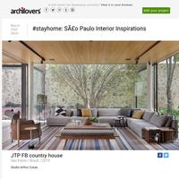 #stayhome: São Paulo Interior Inspirations