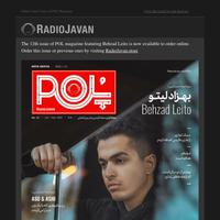 POL Magazine by Radio Javan, Order Now!