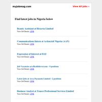 Ericsson, Tenece, ACTED, Venture Garden, Sahel Capital, ConSol, Microsoft Recruiting