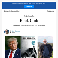 Book Club: Business is booming for some indie bookstores, and Tom Perrotta's 'The Leftovers' might become U.S. policy