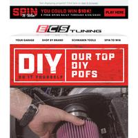 ECS DIY Projects - DIY Series PDF Article Features!