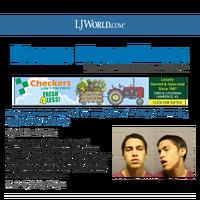 LJWorld.com Headlines for March 28, 2020