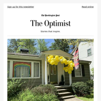 The Optimist: Americans are digging out Christmas lights and inflatables to bring levity to neighborhoods