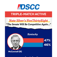 re: Kentucky, South Carolina & Arizona