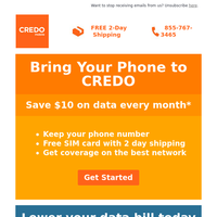 Here's $10 off your data plan every month