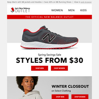 NB Style and Comfort from $30