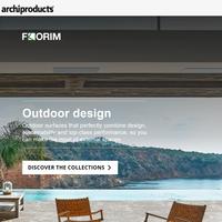 Surfaces for external spaces by Florim: outdoor design