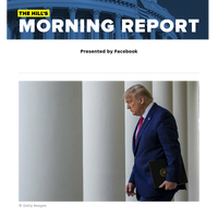 The Hill's Morning Report - Presented by Facebook - Trump extends social distancing guidelines until end of April | Fauci says at least 100,000 deaths, millions of cases are possible U.S. | Lawmakers call for fourth coronavirus package as Congress o