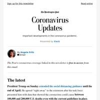 Coronavirus Updates: How long could we be social distancing?