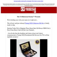 Exclusive - Donald Trump 8 Piece Gift Set