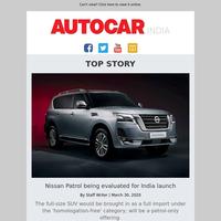 Verna facelift price | Nissan Patrol | upcoming Skoda SUVs and more