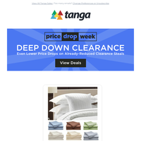 Price Drop Week: Go Real, Real Deep