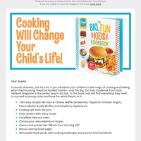 Best Kids Cookbook Ever! From Food Network Magazine