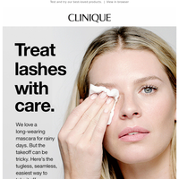 TLC For lashes.